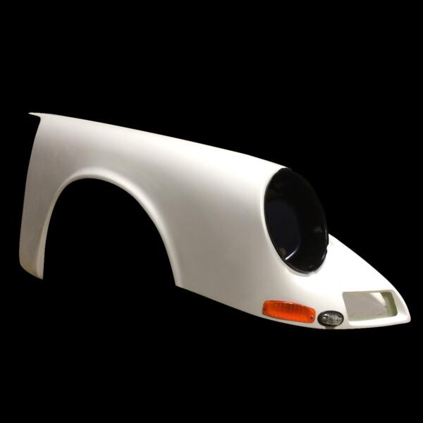 Porsche 911 R Front Wings