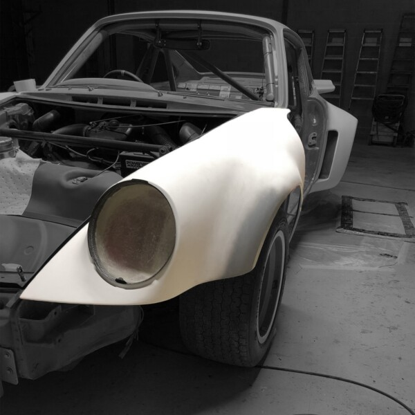 Porsche 911 3.0 RSR Front Wing - 1974