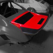 Porsche 911 3.0 RSR Rear Spoiler