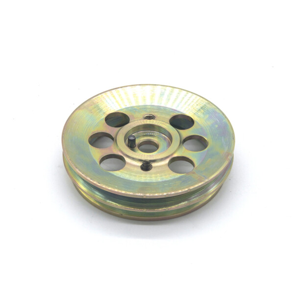 RSR Turbo to 935 Crank Shaft Pulley