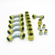 Porsche 911 Oil Line Fittings