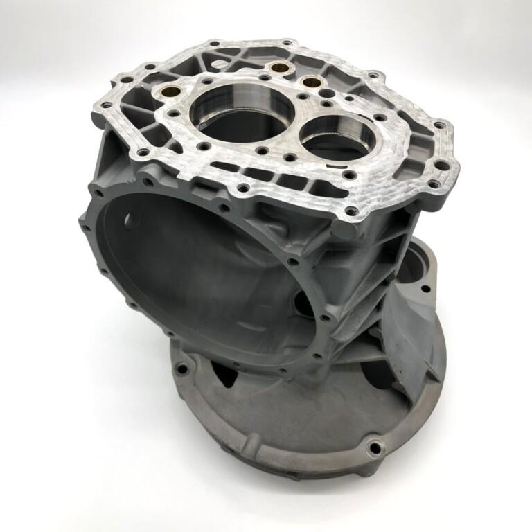 Porsche 911 Gearbox Machining