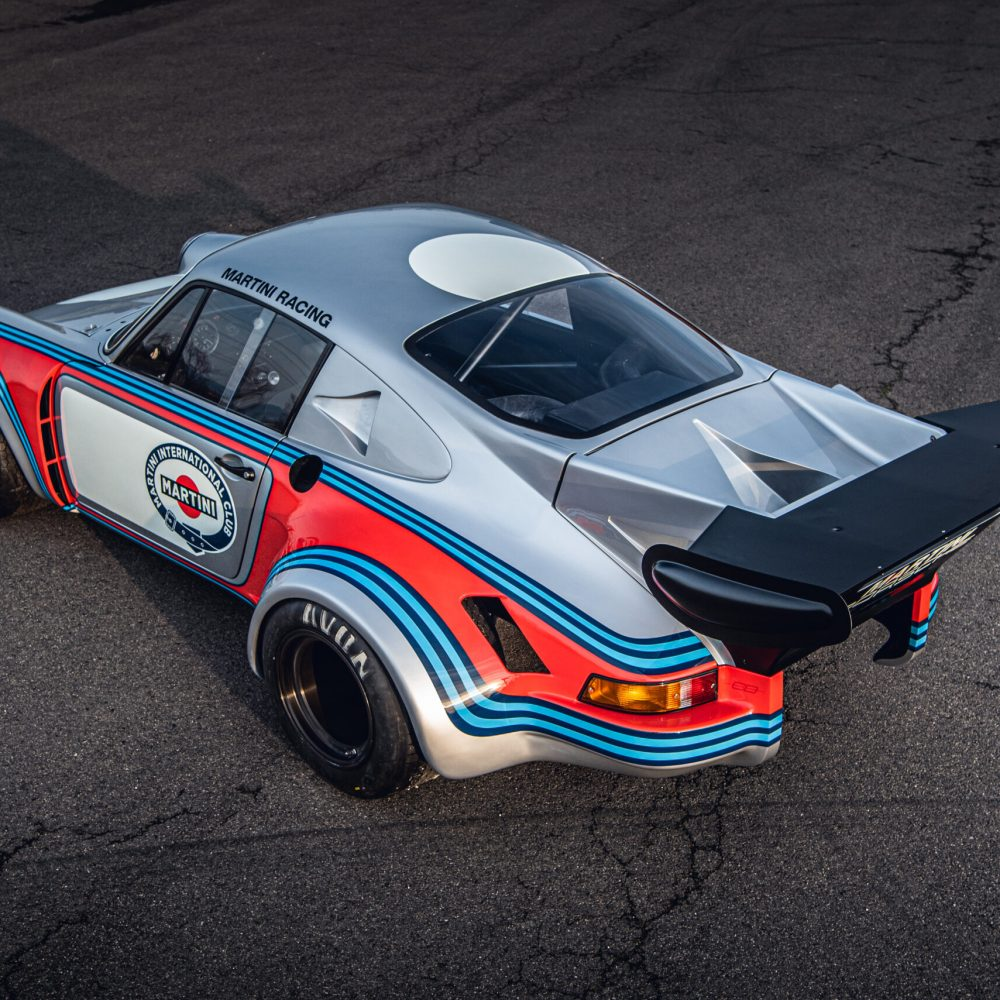 Carrera 911 RSR Turbo