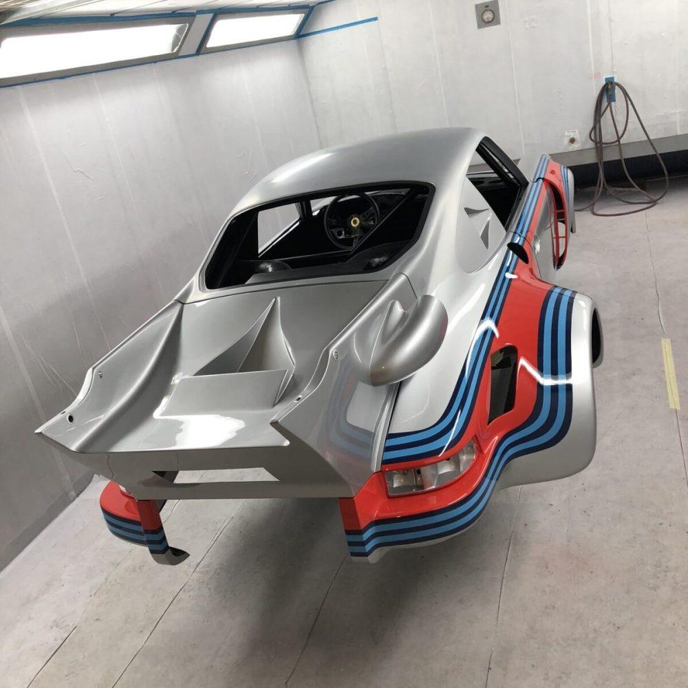 Porsche 911 Paint Specialist