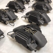 Porsche 911 Brake Calipers