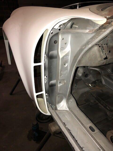 Porsche 911 Arches