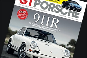 EB Motorsport in GT Porsche Magazine