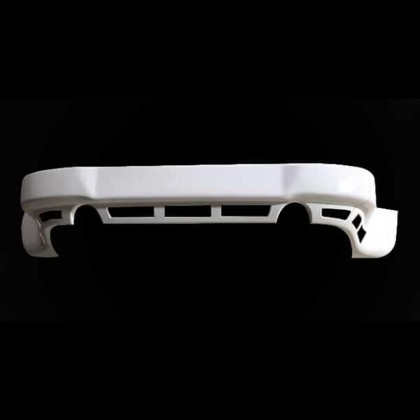 Porshce 911 RSR Rear Bumper